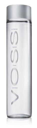 Voss Wasser Still 6 x 800 ml Glas -