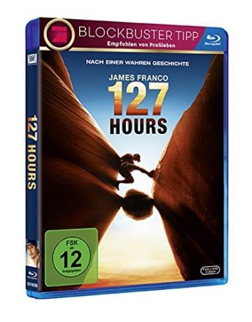 127 Hours [Blu-ray] -
