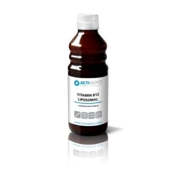 Liposomales Vitamin B12 (Hydroxocobalamin), liposomal, flüssig, sehr effektiv (250ml)