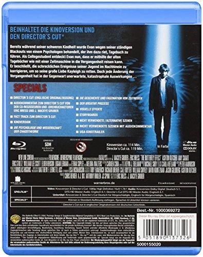 Butterfly Effect [Blu-ray] -