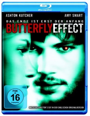 Butterfly Effect [Blu-ray] -