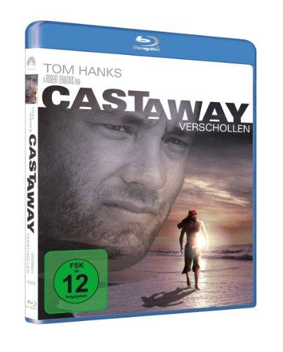 Cast Away - Verschollen [Blu-ray] -