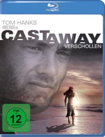 Cast Away - Verschollen [Blu-ray] -
