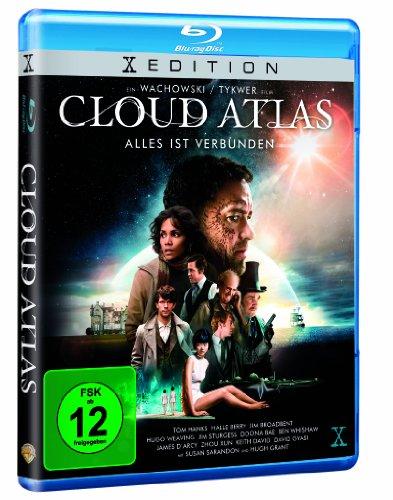 Cloud Atlas [Blu-ray] -