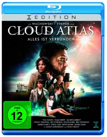 Cloud Atlas [Blu-ray] -