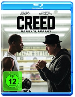 Creed - Rocky's Legacy [Blu-ray] -