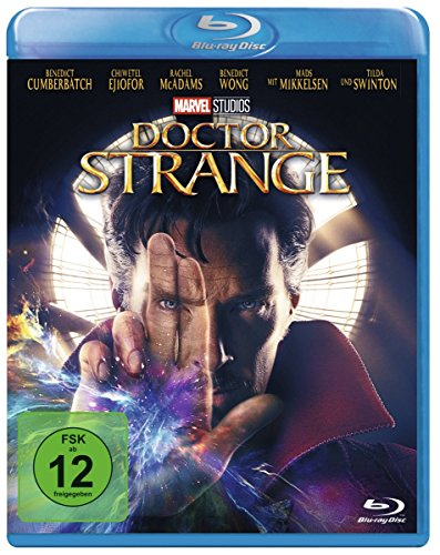 Doctor Strange [Blu-ray] -