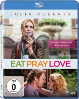 Eat, Pray, Love [Blu-ray] [Director's Cut] -