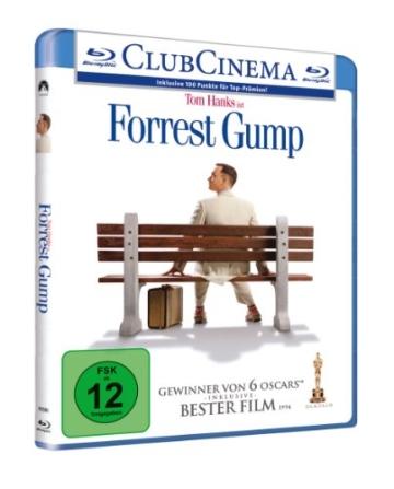 Forrest Gump [Blu-ray] -