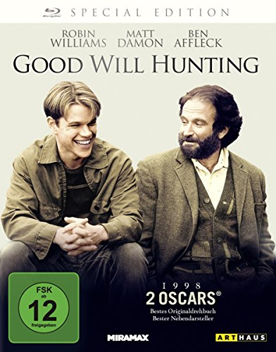 Good Will Hunting [Blu-ray] [Special Edition] -