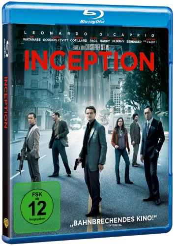 Inception [Blu-ray] -