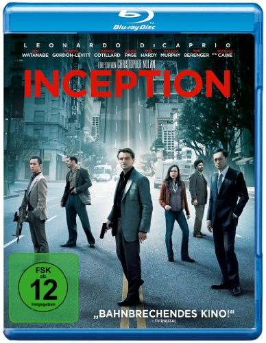Inception [Blu-ray] -