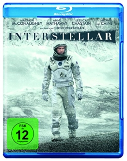 Interstellar [Blu-ray] -