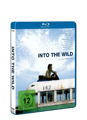 Into the Wild [Blu-ray] -