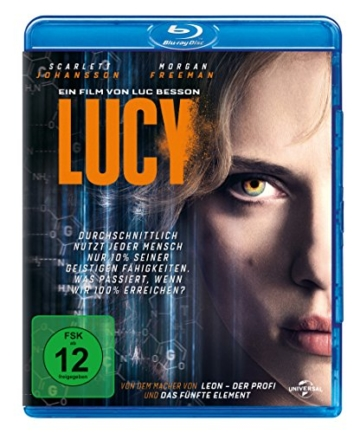 Lucy [Blu-ray] -