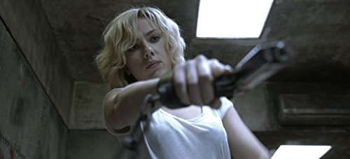 Lucy [Blu-ray] -