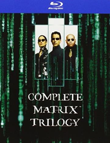 Matrix - The Complete Trilogy [Blu-ray] -