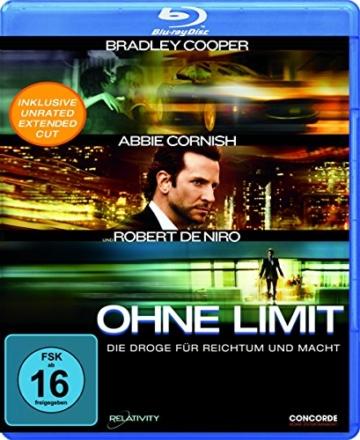 Ohne Limit [Blu-ray] -