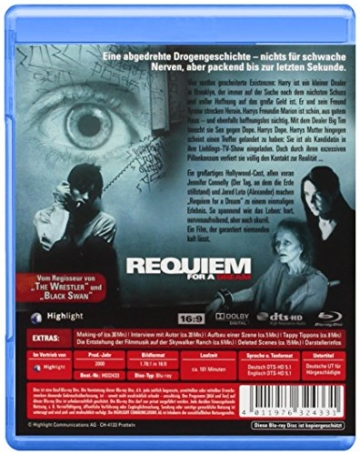 Requiem for a dream [Blu-ray] -