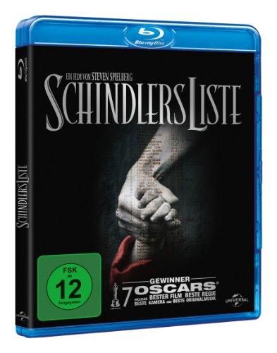 Schindlers Liste [Blu-ray] -