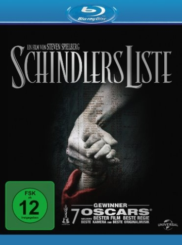 Schindlers Liste [Blu-ray] -