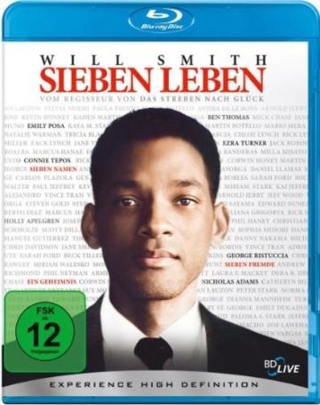 Sieben Leben  [Blu-ray] -