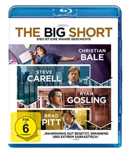 The Big Short [Blu-ray] -