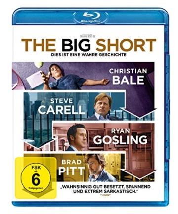 The Big Short [Blu-ray] -