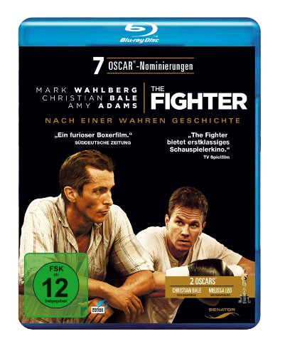 The Fighter [Blu-ray] -