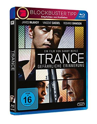 Trance - Gefährliche Erinnerung [Blu-ray] -