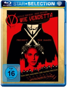 V wie Vendetta [Blu-ray] -
