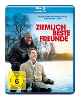 Ziemlich beste Freunde [Blu-ray] -