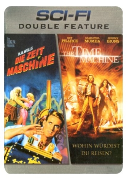 Die Zeitmaschine & The Time Machine (im Steelcase) [2 DVDs] -